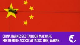 China Taidoor Malware