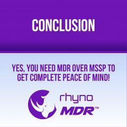 MDR vs MSSP