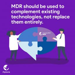 Should complement current technologies, instead of just replacing them