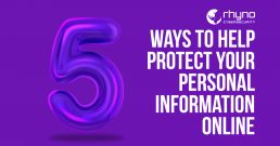 Ways to protect your personal Information