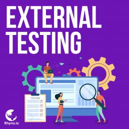 External testing, external penetration testing for cybersecurity