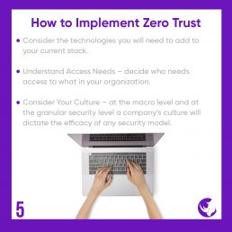 What is Zero Trust?