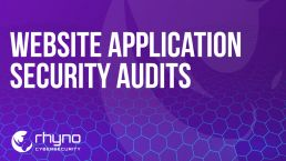 Website Application Security Audits
