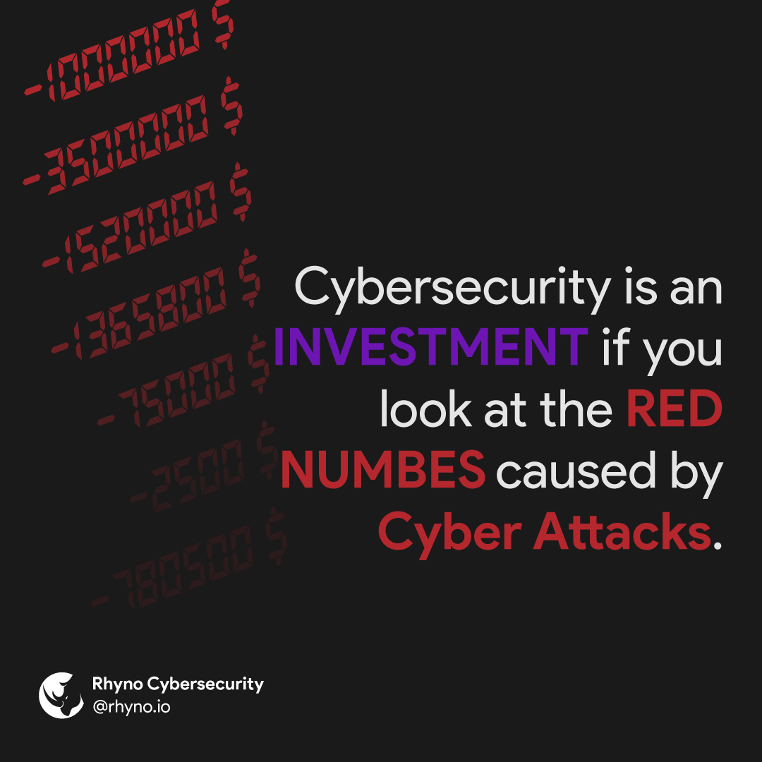 Cybersecurity Investment